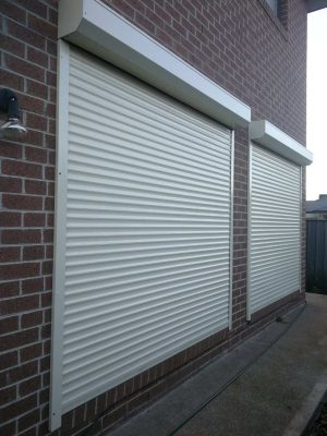 Window and Door Roller Shutter Supply and Installation