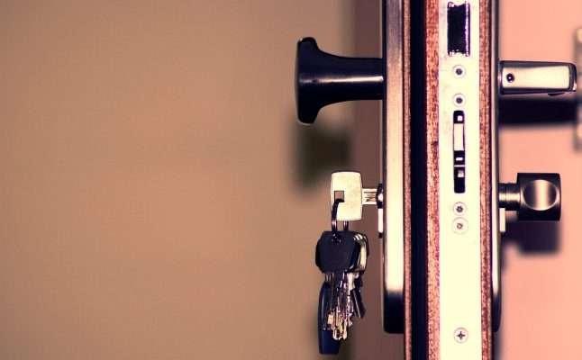 BBS的墨尔本防盗门,牢固而又精致好看。